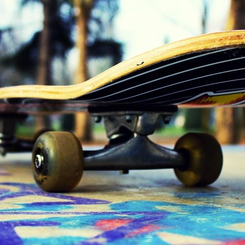 Rent Skateboards R60.00 per hour